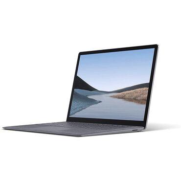 Другие ноутбуки и нетбуки - Бишкек: Продаю новый ноутбук Microsoft Surface Laptop 3 Platinum Alcantara. i5