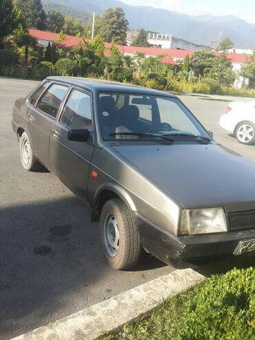 Avtomobillər - Zaqatala: VAZ (LADA) 21099 1.5 l. 1995 | 312412 km