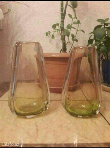 Bakı şəhərində чешская посуда ваза