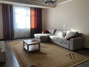 Apartment for rent: 2 bedroom, 75 sq. m, Bishkek