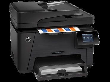 Rəngli lazer printeri HP Color LaserJet Pro MFP M177fw в Баку