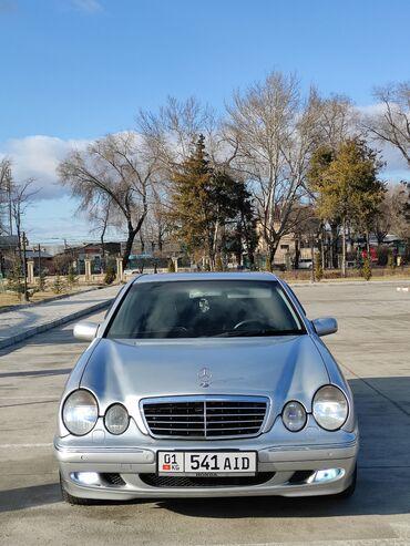 Mercedes-Benz E 320 3.2 л. 1999