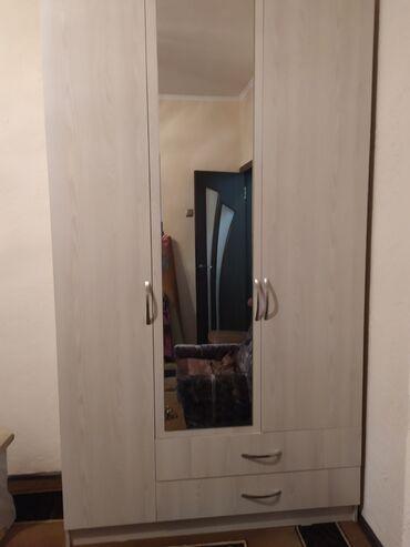 Продаю новый шкаф.Высота 2,5 ширина 1,40.Два выдвижных ящика по