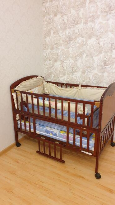 hodunki-katalku-chicco-2-v-1 в Кыргызстан: Продаю детскую кроватку 1200Х750