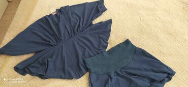 Продам костюм для беременных, заказывала за 2000с себе летом, но ни