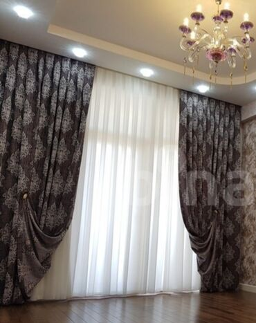qirmizi fon - Azərbaycan: Fon perdeler 130 azn lyustra 150 azn hamsi yenidir istifade olunmayib