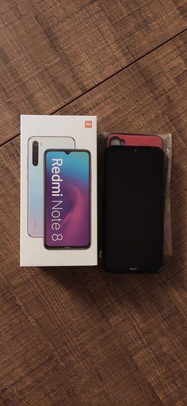 İşlənmiş Xiaomi Redmi Note 8 64 GB qara