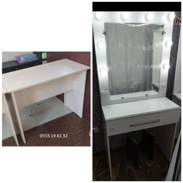 Маникюрный стол 1500 сом. Визажный стол 8000 сом. в Бишкек