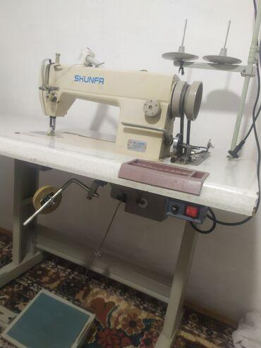Швейная машинка прямострочка  (безшумный) тигиши жумшак   скоростной ш