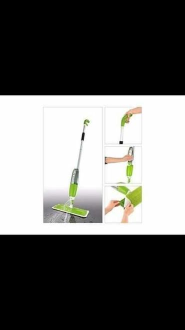 Ostalo   Majdanpek: Spray mop NOVOOčistite Vaš dom bez imalo muke!Karakteristike:• Lako se
