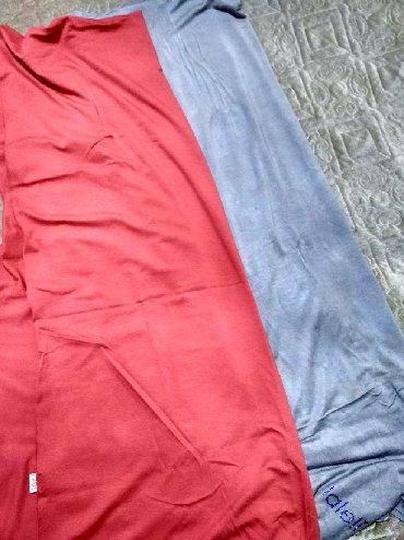 Турецкие трикотажные шарфы. Серый одевался пару раз. коралловый новы