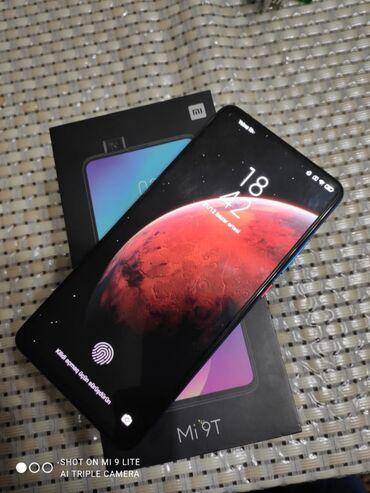 xiaomi mi 4i в Азербайджан: Б/у Xiaomi Xiaomi Mi 9T 128 ГБ Синий