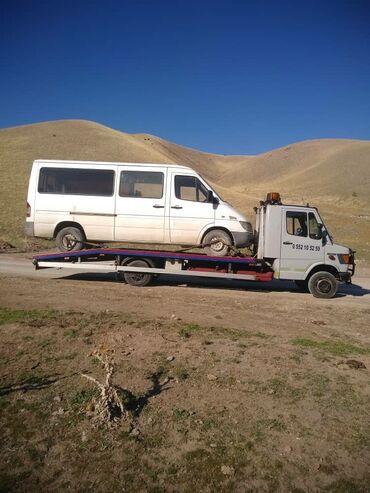 Услуги - Бишкек: Эвакуатор | С ломаной платформой Бишкек