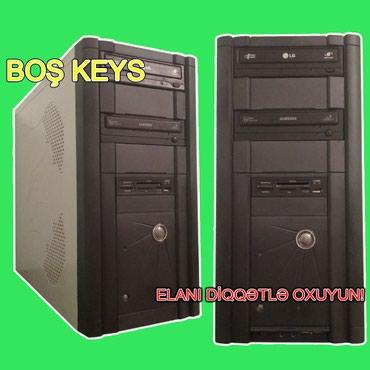 Boş Keys (İşlənmiş) в Bakı