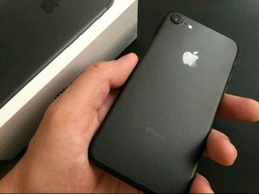 Куплю iphone 7 черный матовый для себя в Бишкек
