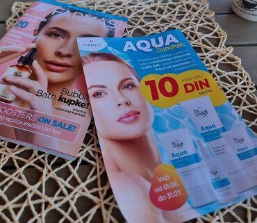Zaposlenje - Srbija: Kompletnu Aqua kolekciju možeš dobiti i NA POKLON Evo kako :- Pošalji