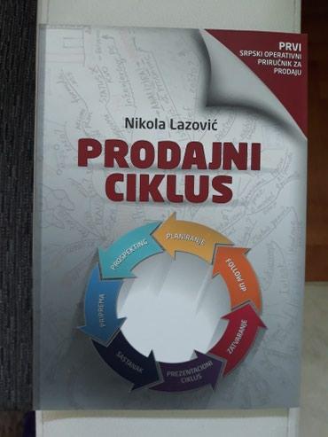 Prodajni ciklus prirucnik za prodaju - Kragujevac