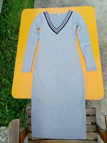 Sportska dugacka haljina - Indija
