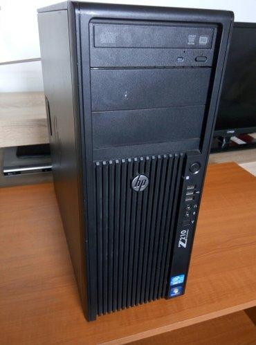 Hp workstation z210 u perfektnom stanju.  - Loznica