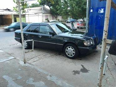мерседес бенц 124 кузов объем 2,6. г. в 1992. состояние идеальное.1 хо в Бишкек