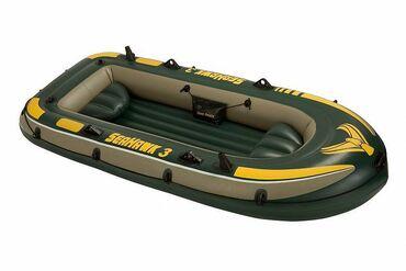 Лодка надувнаяКоротко о товаре- Количество мест : 3- Тип дна:надувное-