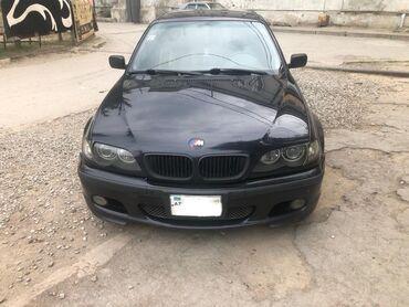 avtomobil ucun soyuducu - Azərbaycan: BMW 320 2.2 l. 2004 | 270000 km