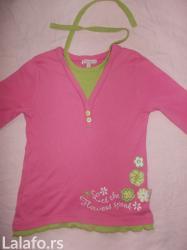 Lepa , prijatna i kvalitetna bluzica vel 10 Pogledajte i ostaler - Prokuplje