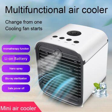 Kondicioneri | Srbija: VG Chilly Air MINI Klima Sa AROMATERAPIJOM I Hladnjakom 4u1