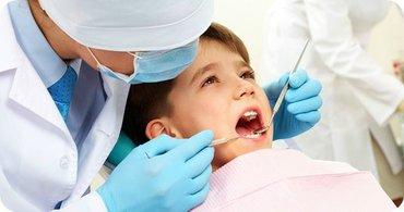 Требуется  стоматолог  в частную поликлинику в Бишкек