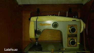 """veritas - Azərbaycan: Машинка швейная """"Veritas"""" Германияс ножным приводом б/у в рабочем"""