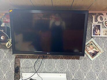 Televizorlar Ucarda: Televizor satilir .107 ekran .Ela veziyyetde .Az isdifade olunub
