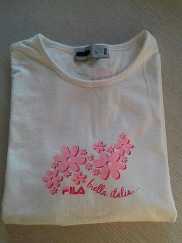 Suknja-bez-etikete - Srbija: Majica FILA orig. nova bez etikete