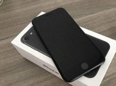 Продаю iPhone 7 32 gb чёрный матовый в Бишкек