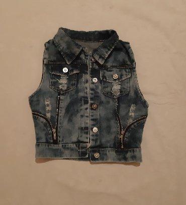 женские пиджаки модные в Кыргызстан: Модный джинсовый пиджак.Можно одеть с брюками.с платьями сверху и с