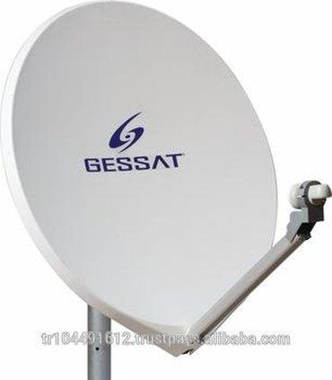 Установка и настройка спутниковых антенн и прошивка (базы) ресивера
