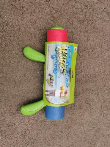oyuncaq kamaz - Azərbaycan: Oyuncaq su tapançası