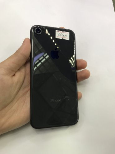 Iphone 8 space gray 64gb ideal в Бишкек