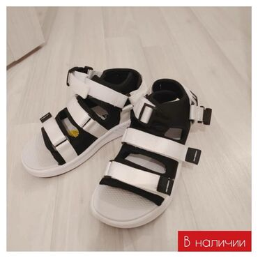 Продаю сандалии новые. Размер не подошёл