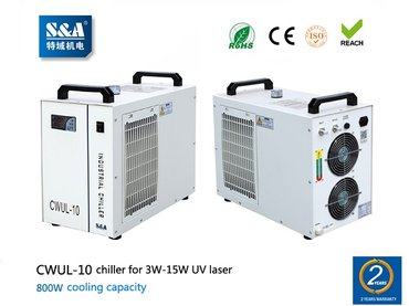 S&A air cooled water chiller CWUL-10 for 3W-15W UV laser S&A CWUL-10 in Kathmandu