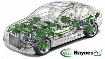 Vozila - Becej: Haynes pro 2018 program sa podacima za sve vrste automobila program
