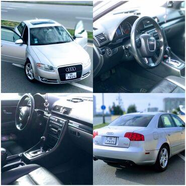 audi a4 19 multitronic - Azərbaycan: Audi A4 2005