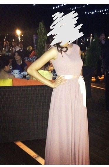 Платье от Замиры Молдошевой XS-S. в Бишкек