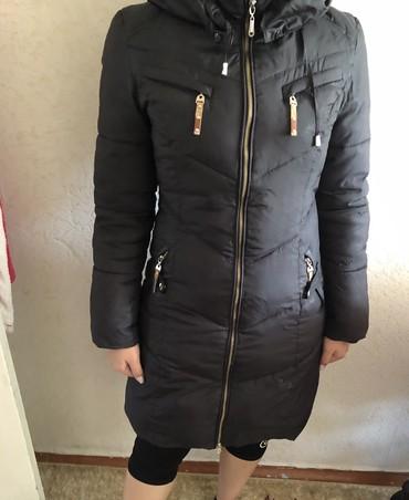 женский пуховик с капюшоном в Кыргызстан: Женские куртки Постоянная M