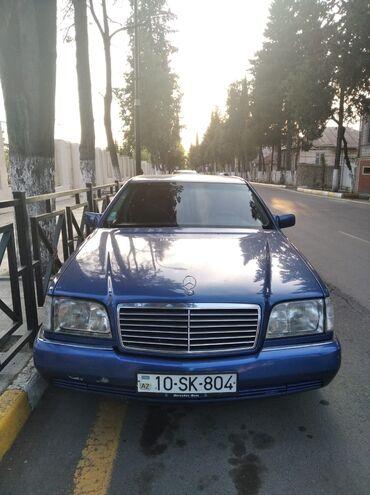 Mercedes-Benz S 320 2.5 l. 1992 | 370000 km