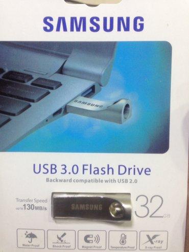 Bakı şəhərində Samsung 32 gb metal usb yaddas kart flas kart. Usb 3. 0 suret. Istifad