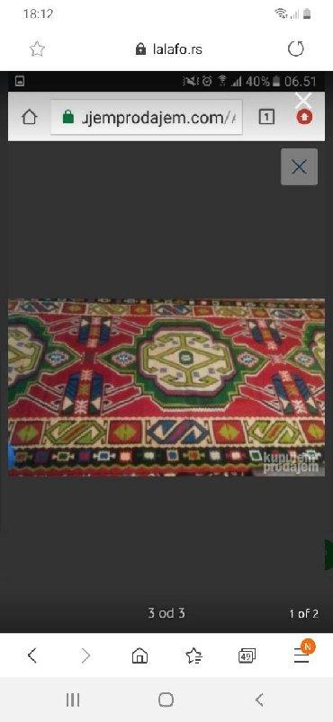 Cilimi - Srbija: Na prodaju stari Bosanski tkani cilim