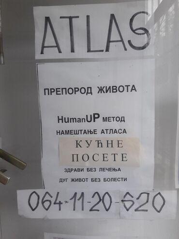 NAMESTANJE ATLASA -humanUP-METOD-DONOSI VISOK IMUNITET-ZASTITU OD SVIH