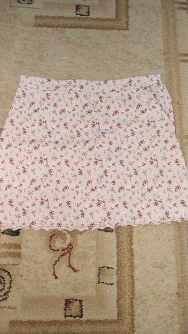юбка в пол трикотаж в Кыргызстан: Юбка, оригинал, Турция, размер 48-50, женская юбка, офисная юбка
