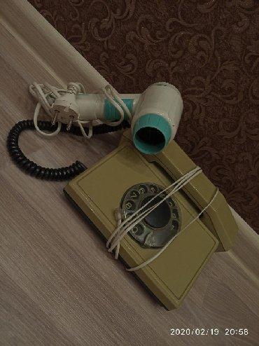 Телефон-флай-fs407 - Кыргызстан: Телефонный аппарат б/у рабочий