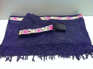 Комплекты шарф и косынка. ткань драп. в Бишкек
